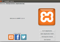 xampp on ubuntu 14.04