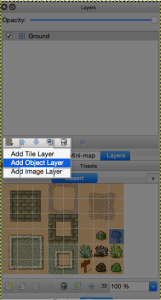 Introduction to tiled map level editor sample example tutorial