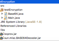 Encrypt String in PHP and Decrypt in JAVA Sample Example Tutorial