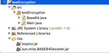 rsa decryption java