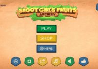 shoot girls fruits archery